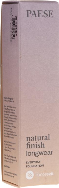 Fondotinta - Paese Natural Finish Longwear