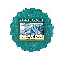 Profumi e cosmetici Cera aromatica - Yankee Candle Icy Blue Spruce Wax Tart