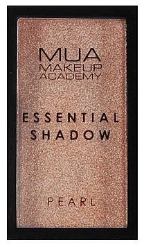 Ombretto - MUA Essential Shadow Pearl (Sand Quartz)