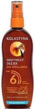 Profumi e cosmetici Olio spray abbronzzante impermeabile - Kolastyna SPF6