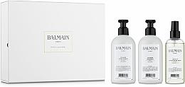 Profumi e cosmetici Set - Balmain Paris Hair Couture Volume Care Set (shm/300ml+cond/300ml+spray/200ml)
