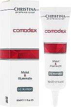 "Profumi e cosmetici Gel idratante occhi ""Radiance"" - Christina Comodex Moist & Illuminate Eye Treatment"