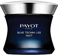 Profumi e cosmetici Balsamo chrono-attivo da notte - Payot Blue Techni Liss Nuit
