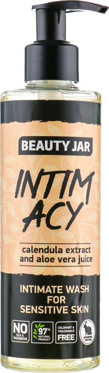 Gel intimo per la pelle sensibile - Beauty Jar Intimate Wash For Sensetive Skin