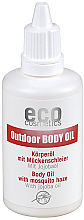 Profumi e cosmetici Olio corpo anti-zanzare - Eco Cosmetics Outdoor Body Oil