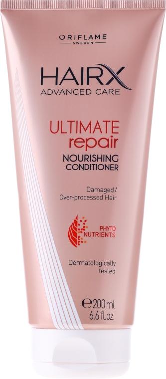 Condizionante rigenerante per capelli secchi e danneggiati - Oriflame HairX Ultimate Repair Nourishing Conditioner — foto N1