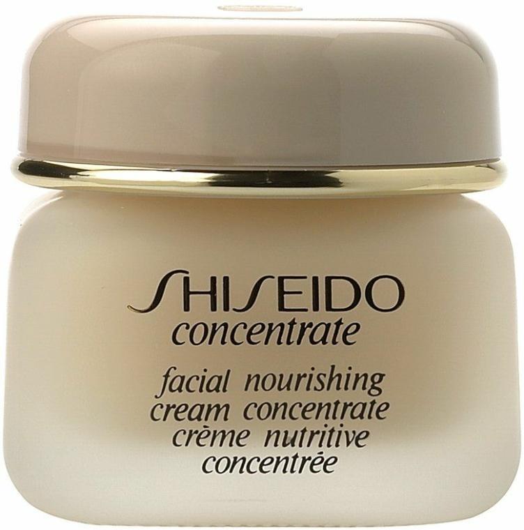 Crema nutriente viso - Shiseido Concentrate Facial Nourishing Cream