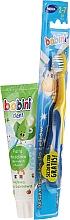 Profumi e cosmetici Set - Bobini (toothbrush + toothpaste/75ml)