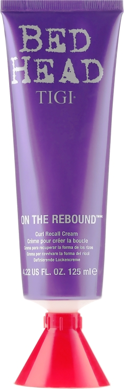 Crema per modellare i riccioli - Tigi Bed Head On The Rebound Curl Recall Cream
