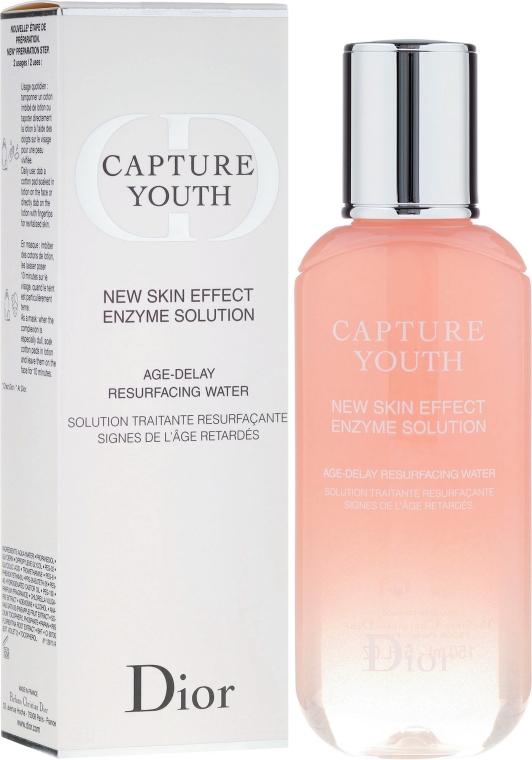 Lozione enzimatica rigenerante - Dior Capture Youth New Skin Effect Enzyme Solution