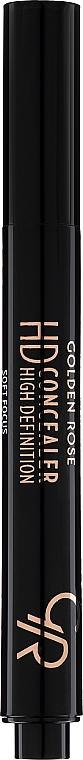 Concealer viso - Golden Rose HD Concealer High Definition
