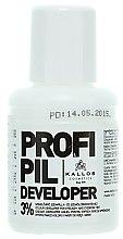 Profumi e cosmetici Ossidante 3% per tinta sopracciglia e ciglia - Kallos Cosmetics Profi Pil Developer 3%