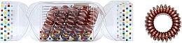 Profumi e cosmetici Elastici per capelli, bronzo - Rolling Hills 5 Traceless Hair Rings Cracker Bronze