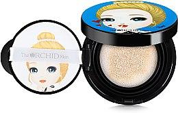 Profumi e cosmetici Cushion viso - The Orchid Skin Flower Smart Cushion Water Drop SPF50+/PA+++