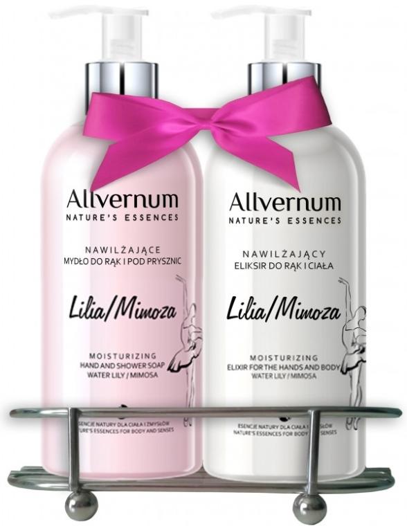 Set - Allverne Nature's Essences (soap/300ml + elixir/300ml)