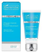 Profumi e cosmetici Maschera viso rassodante all'acido ialuronico - Bielenda Professional SupremeLab Hydra-Hyal2