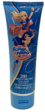 Profumi e cosmetici Shampoo-condizionante - DC Super Hero Girls 2in1 Shampoo and Conditioner
