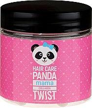 Profumi e cosmetici Capsule da bere al collagene - Noble Health Hair Care Panda Collagen Twist Mama