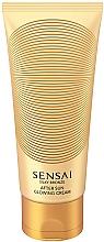 Profumi e cosmetici Crema corpo scintillante - Kanebo Sensai Silky Bronze After Sun Glowing Cream