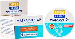 """Profumi e cosmetici Maschera per piedi e unghie """"Ripristino"""" per pelli molto secche - Pharma CF No.36 Foot Mask"""