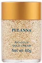 Profumi e cosmetici Crema viso e collo bio-oro - Pulanna Bio-Gold Gold Cream
