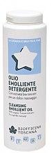 Profumi e cosmetici Olio emolliente detergente - Biofficina Toscana Bimbi Cleansing Emollient Oil