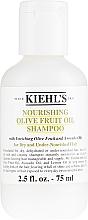 Profumi e cosmetici Shampoo nutriente per capelli secchi con olio d'oliva - Kiehl's Olive Fruit Oil Nourishing Shampoo