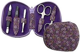 Profumi e cosmetici Set per manicure - DuKaS Premium Line Manicure set 5-piece PL 111FFK