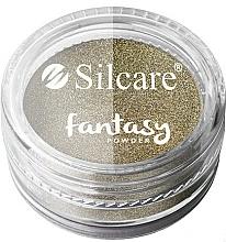 Profumi e cosmetici Polvere per unghie - Silcare Fantasy Chrome Powder