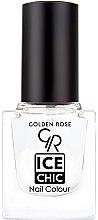 Profumi e cosmetici Smalto unghie - Golden Rose Ice Chic Nail Colour