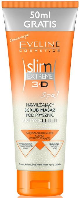 Scrub corpo idratante - Eveline Cosmetics Slim Extreme 3D