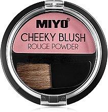 Profumi e cosmetici Blush viso - Miyo Cheeky Blush Rouge Powder
