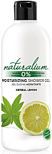 Profumi e cosmetici Gel doccia - Naturalium Herbal Lemon Shower Gel