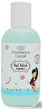 Profumi e cosmetici Solvente - Constance Carroll Bubble Gum Nail Polish Remover