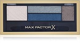 Profumi e cosmetici Palette ombretti palpebre e sopracciglia - Max Factor Smokey Eye Drama Kit 2-IN-1 Eyeshadow and Brow Powder