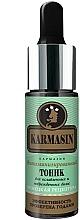 Profumi e cosmetici Tonico vitaminizzato per capelli indeboliti e danneggiati - Elfa Karmasin Toner Hair