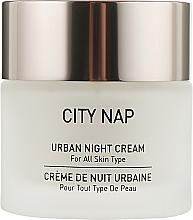 Profumi e cosmetici Crema viso, da notte - Gigi City Nap Urban Night Cream