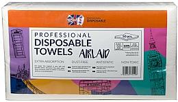 Profumi e cosmetici Asciugamani monouso in rotolo, 50 pz - Ronney Professional Disposable Towels Airlaid