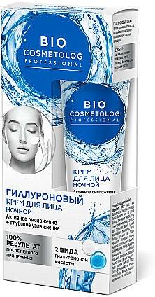 Crema viso, da notte - Fito Cosmetic BioCosmetolog Prof