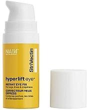 Profumi e cosmetici Siero contorno occhi - StriVectin Tighten & Lift Hyperlift Eye Instant Eye Fix