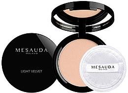 Profumi e cosmetici Cipria - Mesauda Milano Light Velvet Powder