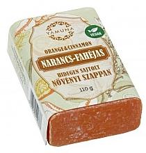 """Profumi e cosmetici Sapone pressato a freddo """"Arancia e Cannella"""" - Yamuna Orange Cinnamon Cold Pressed Soap"""