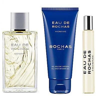 Rochas Eau de Rochas Homme - Set (edt/100ml + sh/gel/100ml + edt/20ml) — foto N3