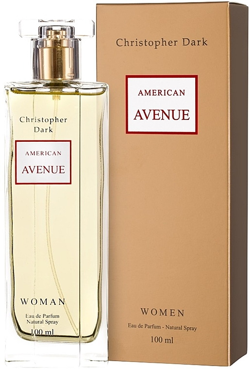 Christopher Dark American Avenue - Eau de Parfum