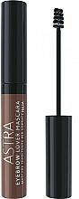 Profumi e cosmetici Mascara per sopracciglia - Astra Make-up Lover Eyebrow Mascara