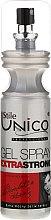 Profumi e cosmetici Gel per capelli in spray - Tenex Stile Unico Gel Spray Extra Strong