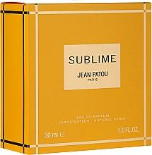 Profumi e cosmetici Jean Patou Sublime - Eau de Parfum