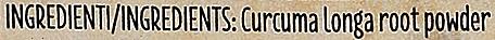 "Polvere per capelli ""Curcuma"" - Le Erbe di Janas Kurkuma (Curcuma) Powder — foto N3"