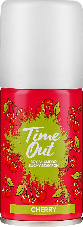 Shampoo secco - Time Out Dry Shampoo Cherry
