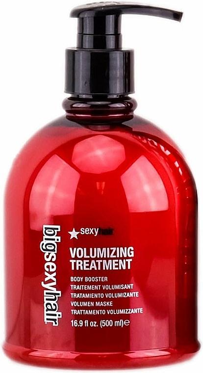 Maschera per il volume dei capelli - SexyHair Big Sexy Hair Volumizing Treatment — foto N1